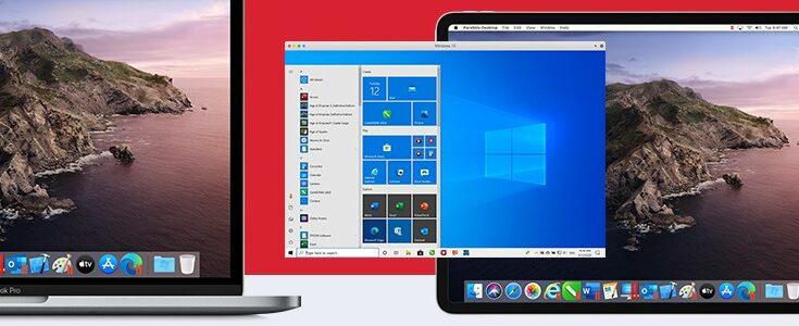 패러렐즈 데스크톱 16, 윈도우 앱에서 확대/축소 및 회전 제스처 지원